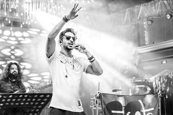 anupam nair live music